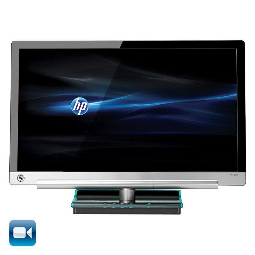 HP Micro Thin LED Monitor 23 นิ้ว