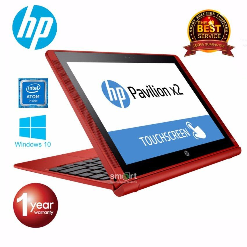 HP Pavilion X2 10-p002TU (Y4F70PA#AKL) ATM Z8351/4GB/500GB/10.1/Win10 (Cardinal Red)