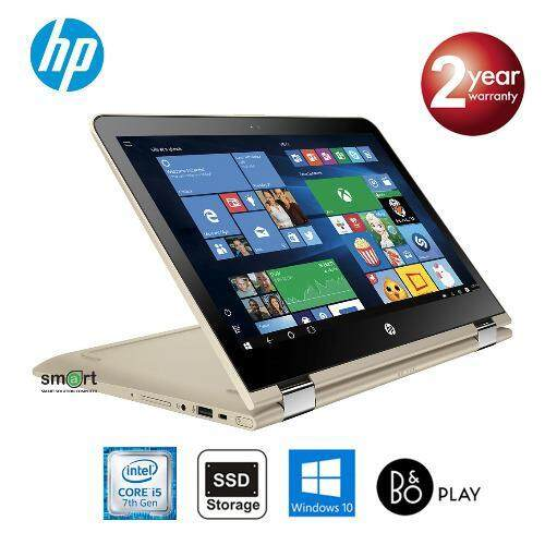 HP Pavilion x360 13-u110TU (Y4F68PA#AKL) i5-7200U/4GB/128GB SSD/13.3/Win10Home (Gold)