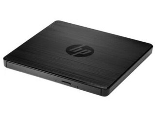 ประกาศขาย HP USB External DVD-RW Drive (Black) F2B56AA