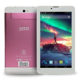 HTD 3Gแท็บเล็ตโทรได้ รุ่น 17A Aluminum 7นิ้ว 8GB (Pink)