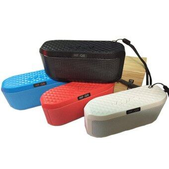 HTD ลำโพงMP3 Bluetooth รุ่น HF-Q8 (Black) - 2