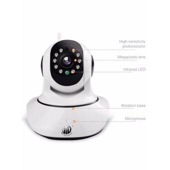 HUATAIAN กล้องวงจร ปิด IP Camera 1.0MP Support 128GB รุ่นHTA-S32B10 (สีขาว) - 3