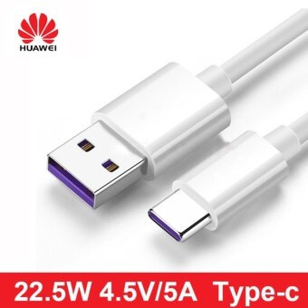 Huawei mate9 P10 P10plus cable สายชาร์จ Hot 4.5V/5A Cable SuperCharge USB 3.1 Type C Fast Charging Type-C Cable Charger