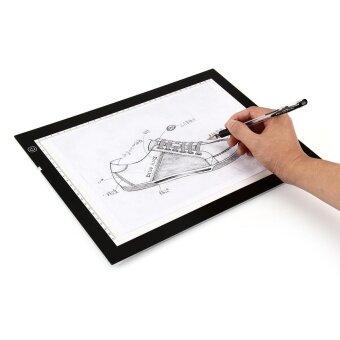 Huion A4 17.7 Inch LED Artcraft Tracing Light Drawing Pad LightAnime Tatoo Stencil Trackpad Box Super