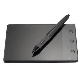 เปรียบเทียบราคา Huion H420 USB ศิลปะภาพวาดภาพเขียนกระดานป้าย 4นิ้ว x2.3นิ้ว+ปากกาดิจิตอล