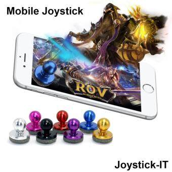 i-joystick จอยเกมส์มือถือ Joystick-It Arcade Game Stick Controller for iPad and Android Tablets V2(ทอง)