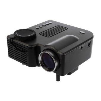 i-Unique Mini LED Projector รุ่น UC -28 (Black)