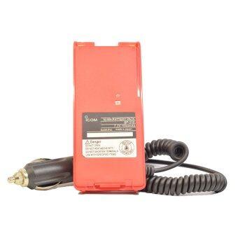 ICOM เซฟเวอร์ วิทยุสื่อสาร IC-3FGX (สีแดง)