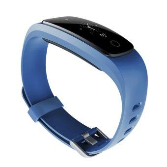 ID107 Plus GPS Smart Bracelet Heart Rate Monitor Pedometer BandBluetooth Fitness Activity Sports Tracker Wristband for