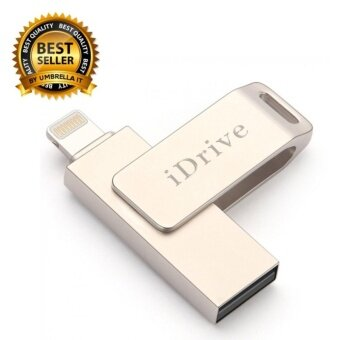 iDrive iDiskk Pro USB 2.0 32GB (ของแท้) แฟลชไดร์ฟสำรองข้อมูลiPhoneIPad แบบหมุน