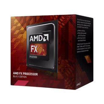 Harga AMD CPU - CENTRAL PROCESSING UNIT AM3+ FX-8300 3.3 GHZ