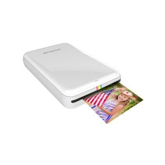 Harga Polaroid ZIP Mobile Printer w/ZINK Zero Ink Printing Technology - Compatible w/iOS & Android Devices - intl
