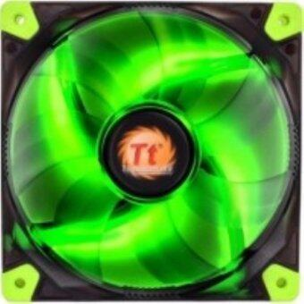 Harga พัดลม FAN Nubwo NFT-100 Air Force 120mm LED Fan Case Green