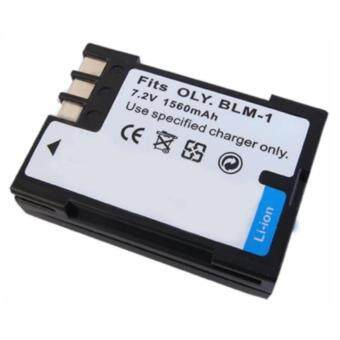 Harga For Olympus แบตเตอรี่กล้อง PS-BLM1 / BLM-1 / BLM-01 Replacement Battery for Olympus