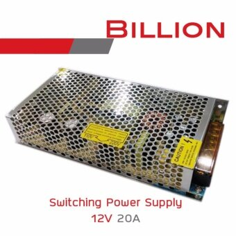 Harga Switching Power Supply 12V 20A
