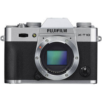 Harga Fujifilm X-T10 16.3 MP Body (Silver)