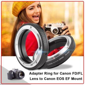 Harga Adapter for Canon FD FL Lens to EOS EF 5D 50D 500D 6D 60D 600D 7D 70D 700D
