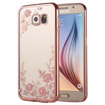 Harga SUNSKY Soft TPU Protective Case for Samsung Galaxy A9(2016) / A900 (Rose Gold) - intl