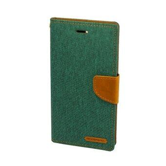 Harga Goospery เคส Apple iPhone 7 Plus รุ่น #CANVAS DIARY (Green)