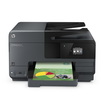 Harga HP Officejet 8610 All-in-One (Black)