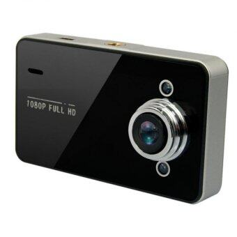 Harga BESTt CAR CAMERA / DASH CAM / BLACKBOX / DVR Model K6000 (BLACK)