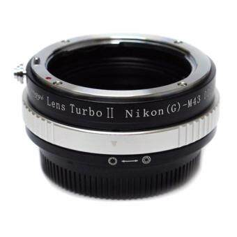 Harga ZY Optics Mitakon Turbo Adapter Ver II - Nikon to MFT - intl