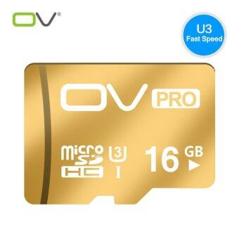 Harga OV PRO 16GB Micro UHS-I U3 TF Flash Memory Card 16GB--TC