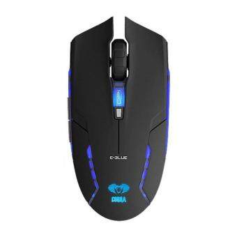 Harga E-Blue Mouse Gaming Cobra Junoir Blue