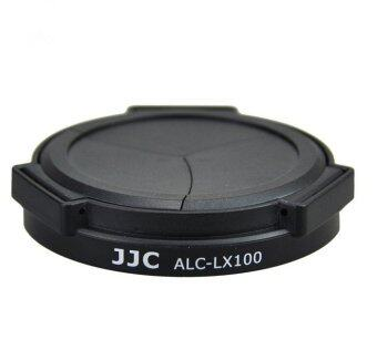 Harga JJC ALC-LX100 Auto Open & Close Lens Cap for Panasonic Lumix DMC-LX100 Camera as DMW-LFAC1 - intl