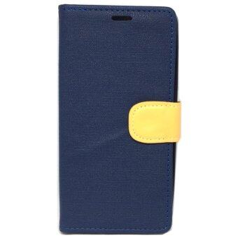 Harga Case Wiko Lenny 3 Folio Case NAVY