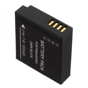 Harga For Panasonic แบตเตอรี่กล้อง รุ่น DMW-BLH7 / BLH7E Replacement Battery for Panasonic Lumix DMC-GM1 GM1K GF7