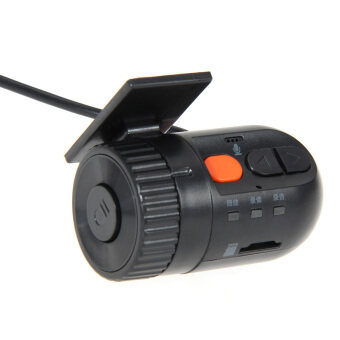 Harga HD 1080P Smallest Camcorder In Car Camera Video Recorder DVR Cam Cam G-sens - intl