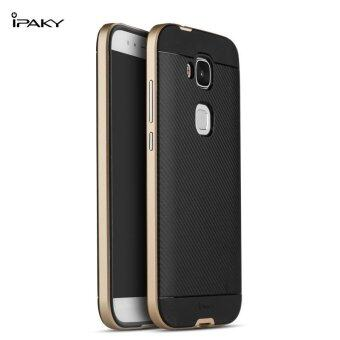 Harga for Huawei Head 4 G7 Plus G8 Case Original IPAKY Brand Silicone PC Hybrid Protective Cover for Huawei Head 4 G7 Plus G8 Case - intl