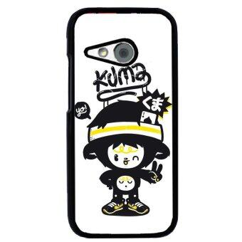 Harga Y&M Kawaii Cartoon Pattern Cell Phone Cases For HTC One M8 Mini (Multicolor)
