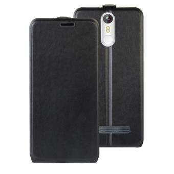 Harga PU Leather Flip Cover Case for Leagoo M8 - intl