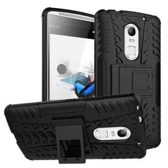 Harga BYT Rugged Dazzle Case for Lenovo Vibe X3 with Kickstand (Black)