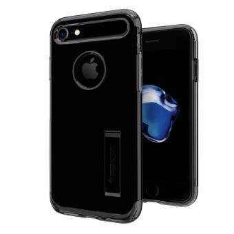 Harga SPIGEN เคส Apple iPhone 7 Case Slim Armor : Jet Black