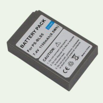 Harga For Olympus แบตเตอรี่กล้อง รุ่น BLS-5 / PS-BLS5 Replacement Battery for Olympus