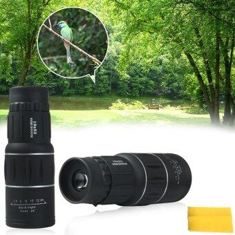 Harga 16 x 52 Dual Focus Zoom Optic Lens Monocular Telescope Binoculars Multi Coating Lenses Dual Focus Optic Lens Day Night Vision - intl