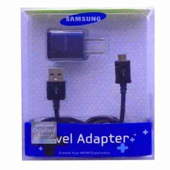 Harga ชาร์ต+สาย Samsung Galaxy J1/J2/J5/J7 Micro USB Data Cable + Home Wall Charger
