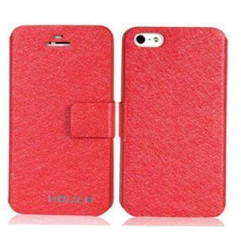 Harga Holila case เคส for iphone 4G/s- red
