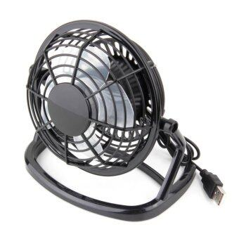 Harga Befu Mini Size USB Fan Portable Super Mute PC USB Cooler Cooling Desk Mini Fan - intl