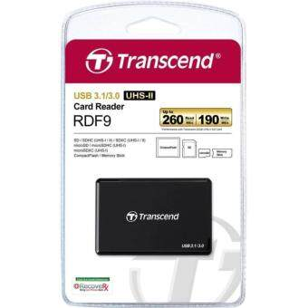 Harga Transcend USB3.1 All-In-One Card Reader