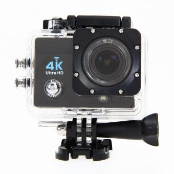 Harga 4K Ultra SJ9000 Wifi Waterproof Sport Action Camera 2.0 Inch 1080P DVR Cam - intl