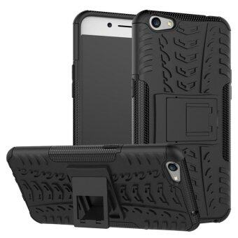 Harga BYT Rugged Armor Dazzle Back Cover Case for Oppo R9s - intl