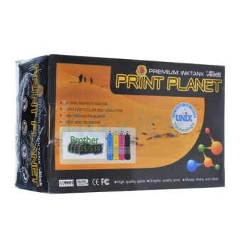 Harga INKTANK FOR BROTHER LC 539,535,DCP-J100J200 + หมึก (Planet)