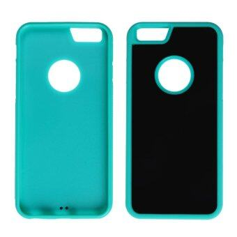 Harga Anti Gravity Magical Case Nano Sticky Phone Cove for iPhone 7 Plus (Green) - intl