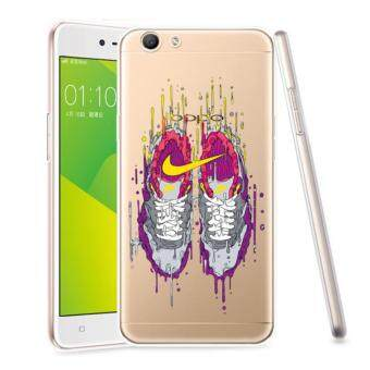 Harga AFTERSHOCK TPU Case OPPO F1s (Sneaker) / Thin 0.33 mm