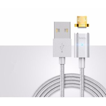 Harga Hoco U16 สายชาร์จแม่เหล็ก Micro USB/Android Magnetic Data Cable(4sshop)